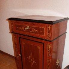 Antigüedades: ENTREDOS DE PALO ROSA. Lote 63105360