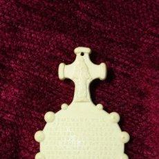 Antiguidades: ROSARIO CIRCULAR PARA COLGAR. S.XX. BAQUELITA.. Lote 63301912