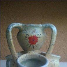 Antigüedades: BONITO MACETERO O ALGO PARECIDO. Lote 63321660