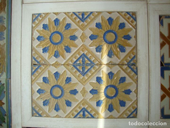 Antigüedades: Lote de parejas de azulejos (Triana) - Foto 2 - 63384748