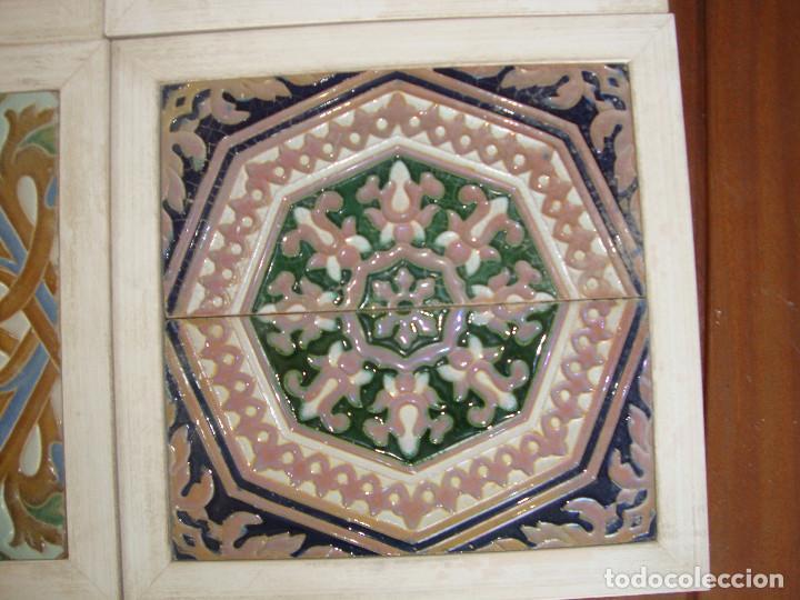 Antigüedades: Lote de parejas de azulejos (Triana) - Foto 5 - 63384748