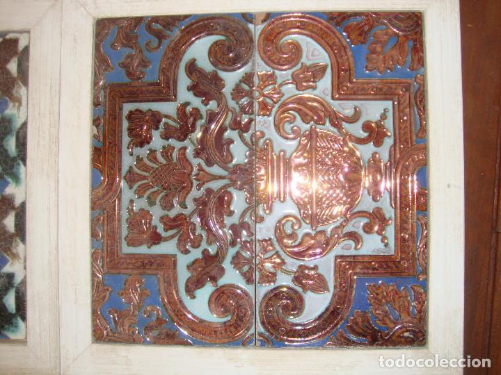 Antigüedades: Lote de parejas de azulejos (Triana) - Foto 6 - 63384748