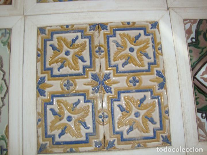 Antigüedades: Lote de parejas de azulejos (Triana) - Foto 10 - 63384748