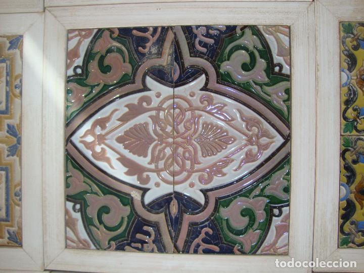 Antigüedades: Lote de parejas de azulejos (Triana) - Foto 11 - 63384748