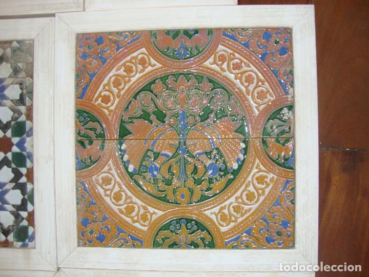 Antigüedades: Lote de parejas de azulejos (Triana) - Foto 13 - 63384748