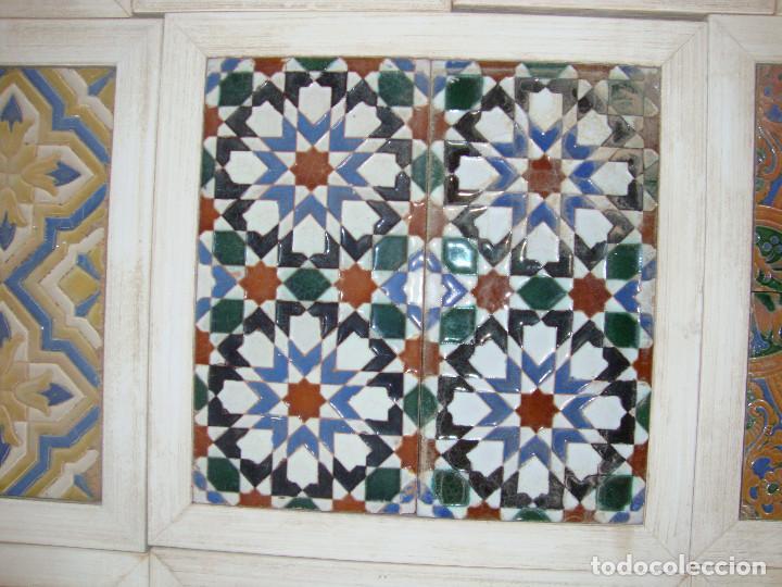 Antigüedades: Lote de parejas de azulejos (Triana) - Foto 14 - 63384748