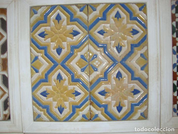 Antigüedades: Lote de parejas de azulejos (Triana) - Foto 15 - 63384748