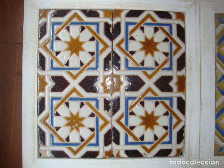 Antigüedades: Lote de parejas de azulejos (Triana) - Foto 16 - 63384748