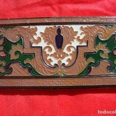 Antigüedades: AZULEJO RAMOS REJANO (TRIANA). Lote 63420836