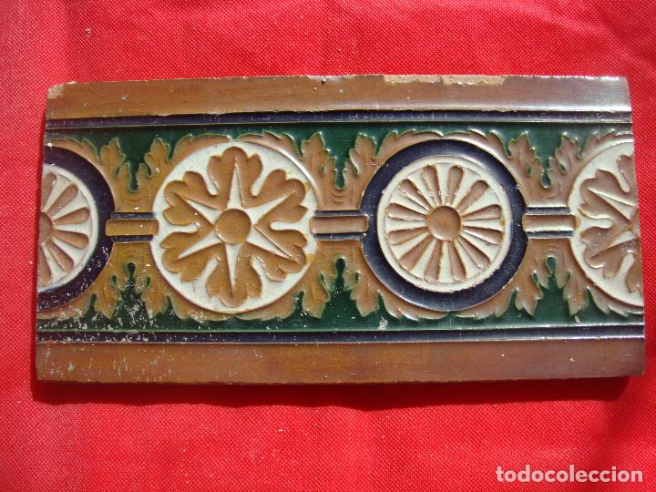 AZULEJO RAMOS REJANO (TRIANA) (Antigüedades - Porcelanas y Cerámicas - Triana)