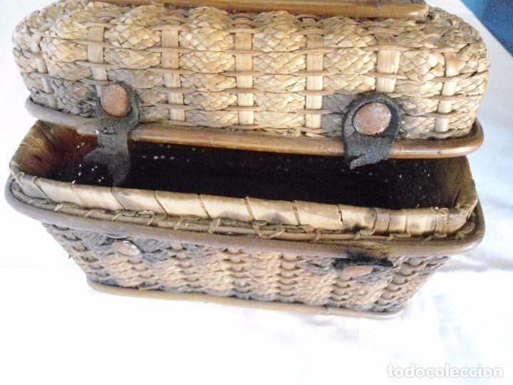 Antigüedades: PAREJA DE ANTIGUOS COFRES - Foto 17 - 63453868