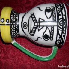 Antigüedades: JARRA DE PORCELANA DE CASTRO - SARGADELOS. Lote 63502116