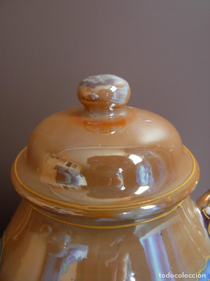 Antigüedades: Juego de te japonés de dos servicios. Con sello - Foto 4 - 63535388