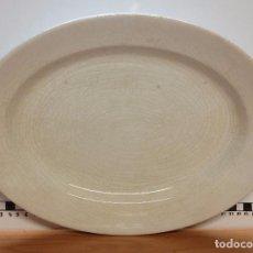 Antigüedades: BANDEJA PORCELANA CARTUJA PIKMAN (N). Lote 63591432