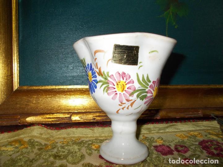 COPA CERÁMICA LARIO (Antigüedades - Porcelanas y Cerámicas - Lario)