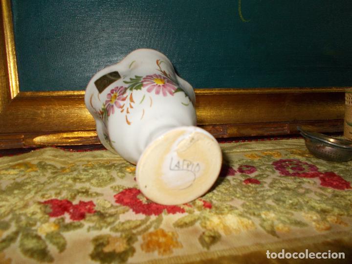 Antigüedades: Copa cerámica Lario - Foto 2 - 63610863