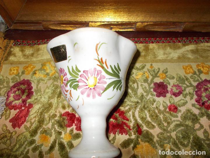 Antigüedades: Copa cerámica Lario - Foto 5 - 63610863