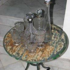 Antigüedades: ANTIGUO VELADOR O MESA DE JARDIN. Lote 63670559