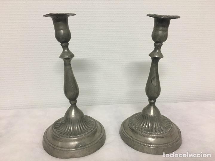 PORTAVELAS (Antiquitäten - Wohnen und Dekoration - Antike Kerzenständer)