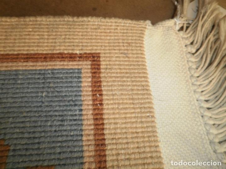 Antigüedades: ALFOMBRA CHINA. 1,5 CM DE GROSOR - Foto 8 - 63673655