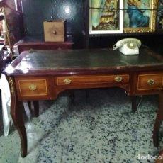 Antigüedades: MESA DE DESPACHO. Lote 63753307