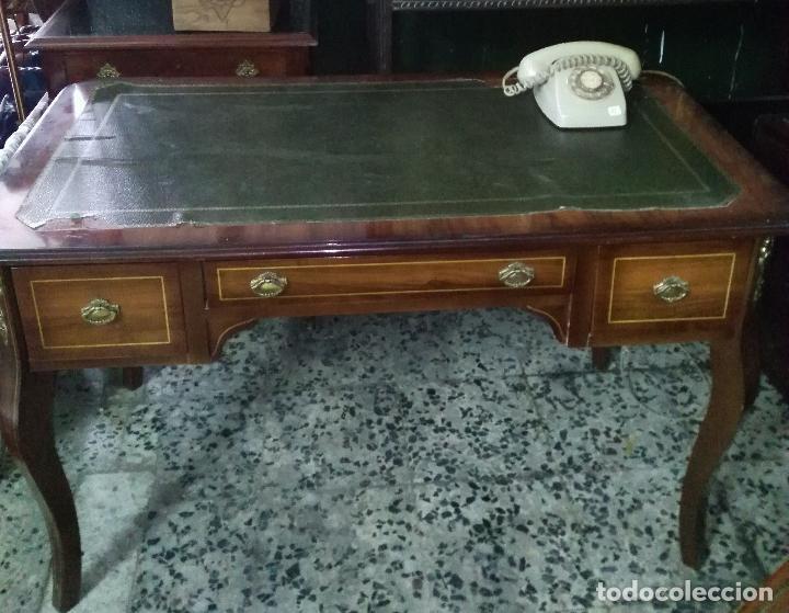 Antigüedades: MESA DE DESPACHO - Foto 2 - 63753307