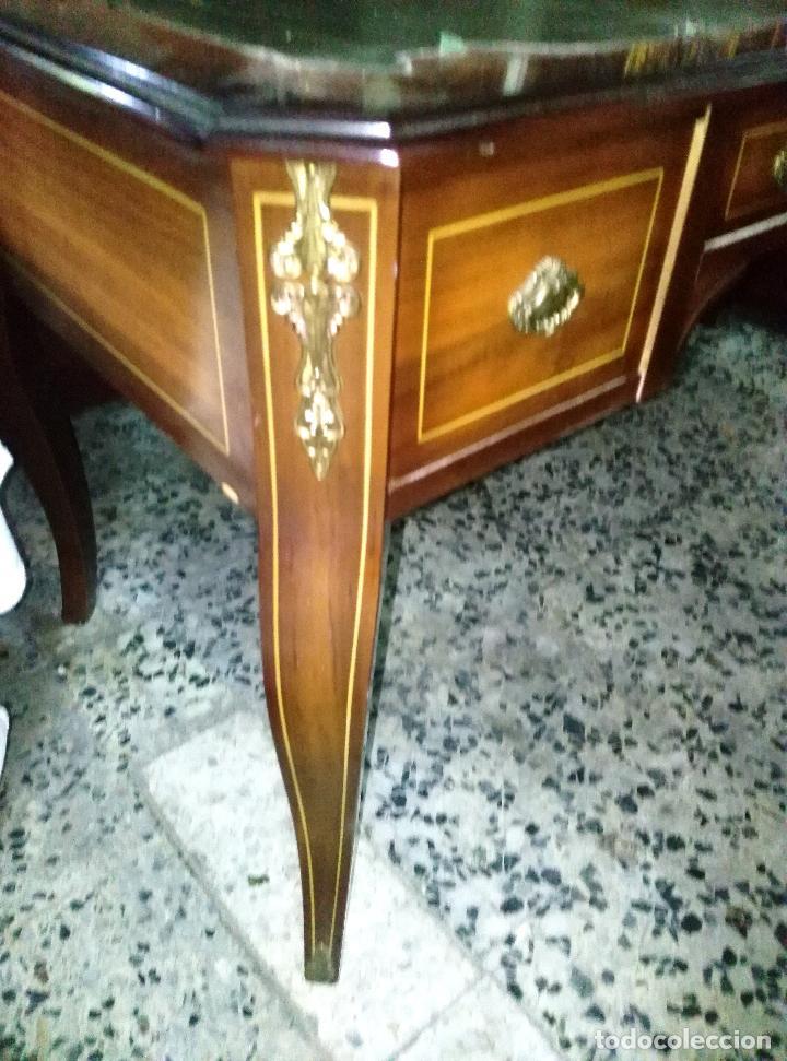 Antigüedades: MESA DE DESPACHO - Foto 6 - 63753307