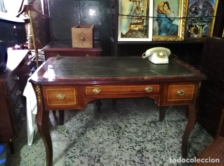 Antigüedades: MESA DE DESPACHO - Foto 8 - 63753307