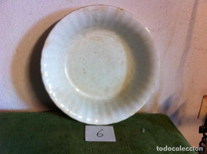 BONITA FUENTE PICKMAN Y CIª DE LA CARTUJA DE SEVILLA CON SELLO ANTERIOR AL 1900 (6) (Antigüedades - Porcelanas y Cerámicas - La Cartuja Pickman)