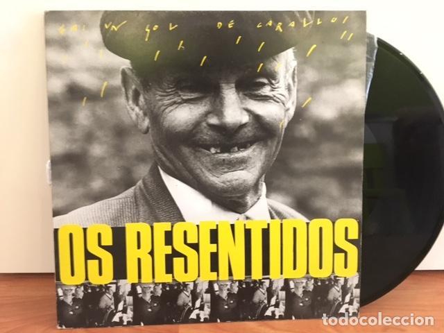 OS RESENTIDOS FAI UN SOL DO CARALLO 1986 (Música - Discos - LP Vinilo - Punk - Hard Core)