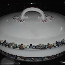 Antigüedades: ANTIGUA SOPERA CARTUJA PICKMAN SEVILLA . Lote 63950611