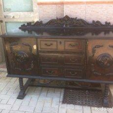 Antigüedades: MUEBLE ANTIGUO SALON. Lote 63985551