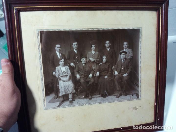 cuadro fotográfico familia vasca primeros de si - Comprar Marcos ...