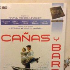 Series de TV: CAÑAS Y BARRO - SERIE COMPLETA 2 DVD. Lote 139776168