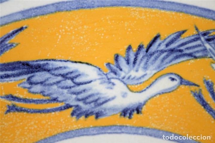 Antigüedades: CENTRO DE MESA. PORCELANA Y BRONCE DORADO. FRANCIA?. SIGLO XVIII-XIX - Foto 5 - 64112807