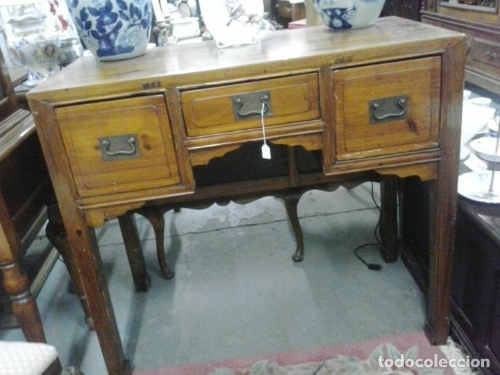 antigua mesa despacho o escritorio - Comprar Mesas de Despacho ...