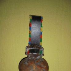 Antigüedades: CENCERRO CON COLLAR. Lote 64178875