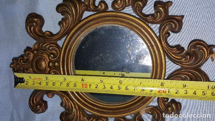 Antigüedades: ESPEJO MAGNIFICO - Foto 2 - 64180331
