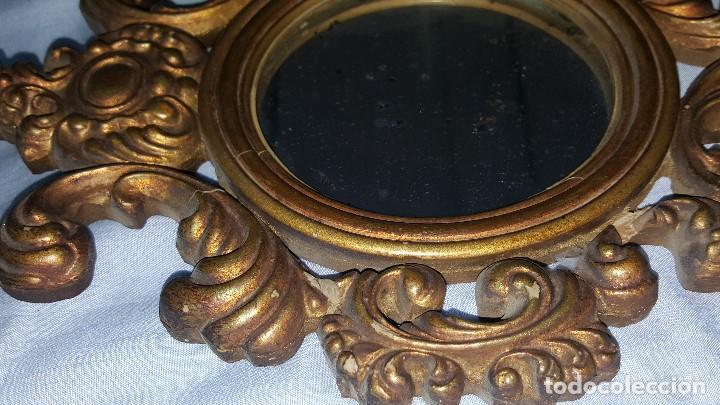 Antigüedades: ESPEJO MAGNIFICO - Foto 3 - 64180331