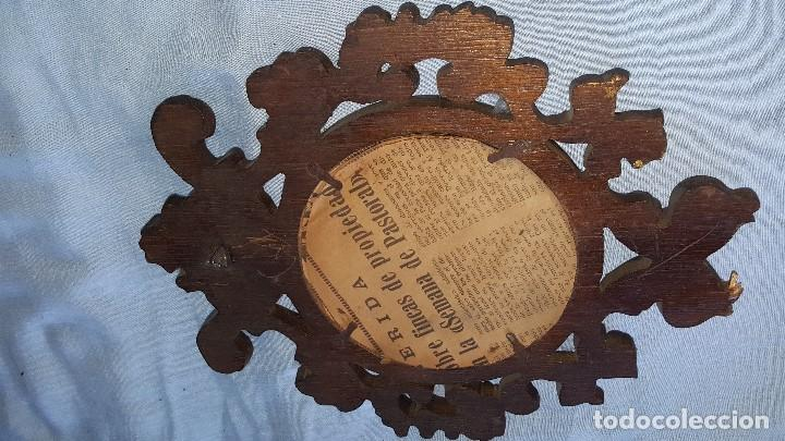 Antigüedades: ESPEJO MAGNIFICO - Foto 6 - 64180331
