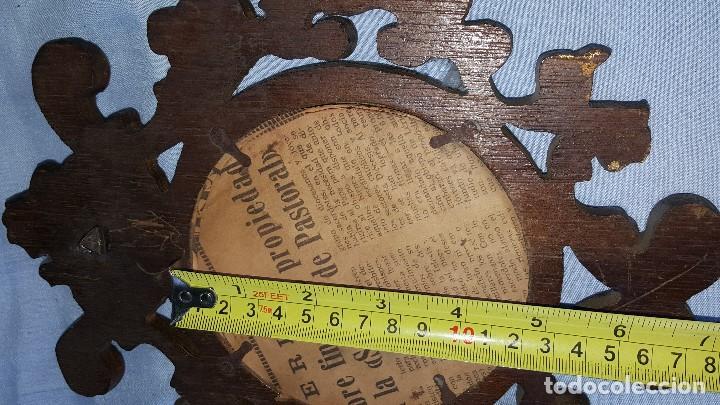 Antigüedades: ESPEJO MAGNIFICO - Foto 7 - 64180331