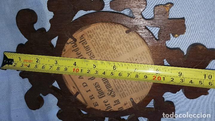 Antigüedades: ESPEJO MAGNIFICO - Foto 8 - 64180331