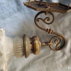Antigüedades: APLIQUE PARED AÑOS 60. Lote 64181199