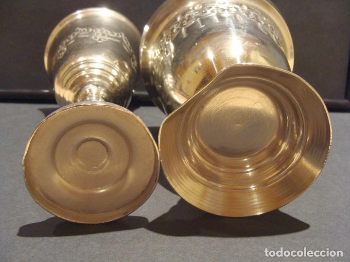 Antigüedades: LOTE COPA Y LAMPARÍN MARRUECOS - Foto 3 - 64301075