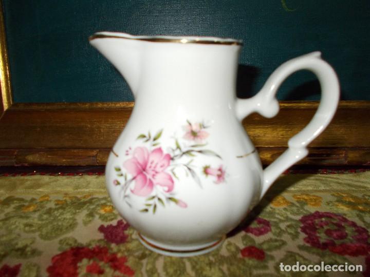 LECHERA PORCELANA GEMMA (Antigüedades - Porcelanas y Cerámicas - Otras)