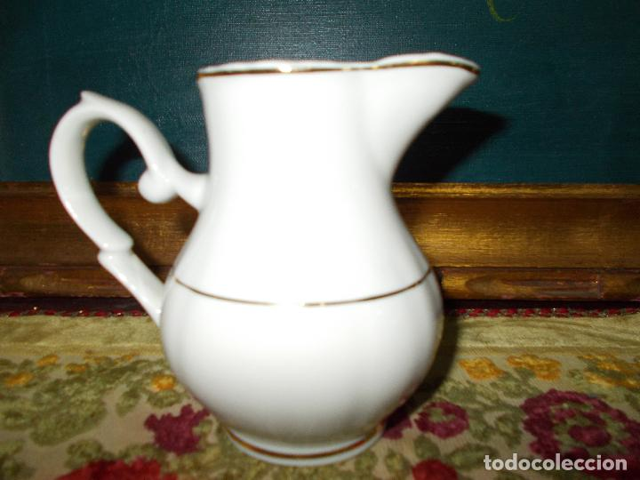 Antigüedades: Lechera porcelana Gemma - Foto 2 - 64301839