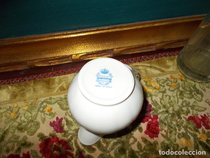 Antigüedades: Lechera porcelana Gemma - Foto 4 - 64301839