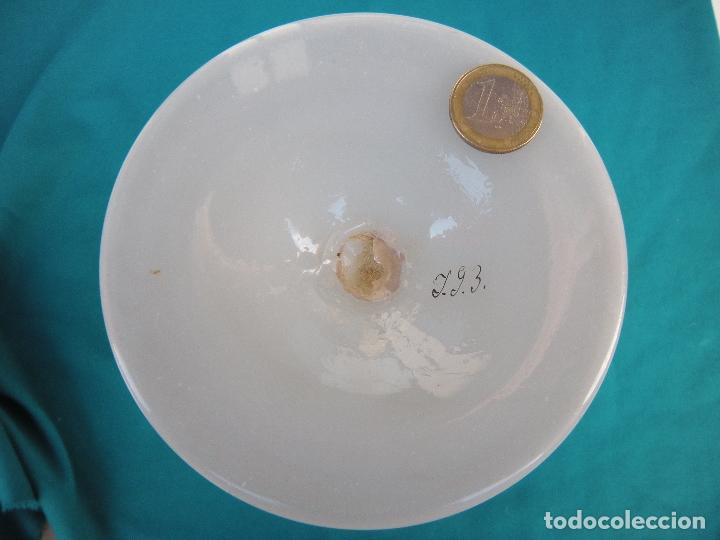 Antigüedades: ANTIGUO JARRÓN EN CRISTAL DE LA GRANJA. - Foto 5 - 64346499