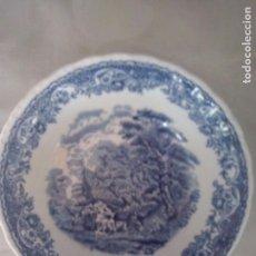 Antigüedades: PLATO LAVAFRUTA MARCA ROYAL TUDOR WARE. Lote 64382527