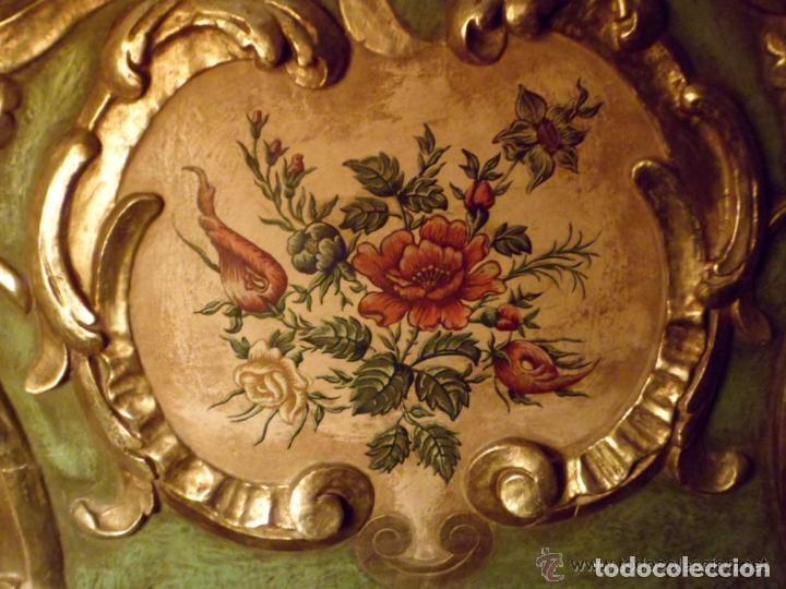 Antigüedades: Cama de Olot S XIX angeles - Envio gratuito Aragón, Cataluña, Valencia - Foto 6 - 64392723